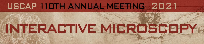 2021 Interactive Microscopy Proposal Banner